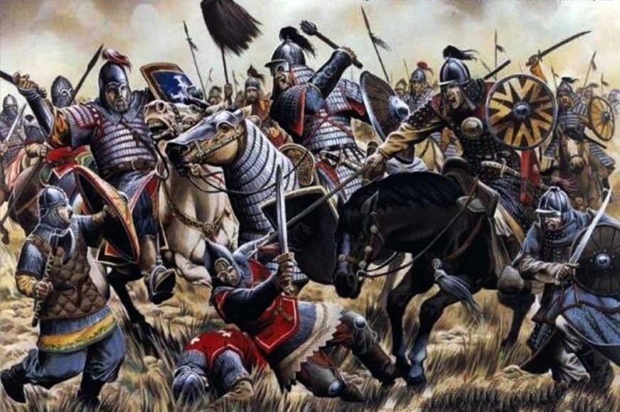 битва на річці