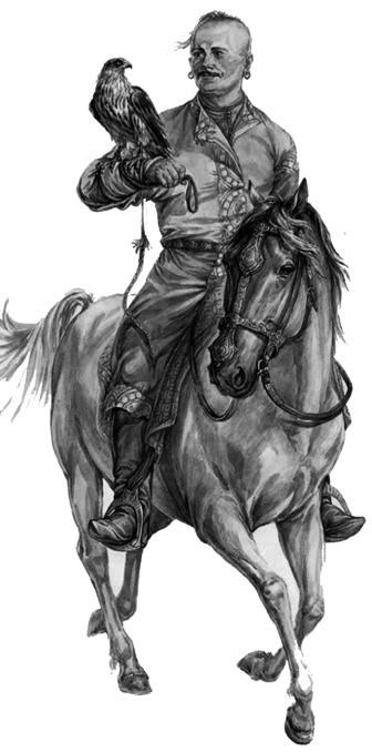 воїн печеніг
