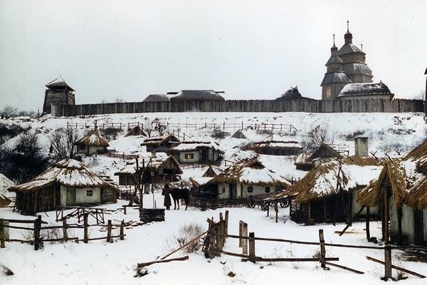 козацьке містечко