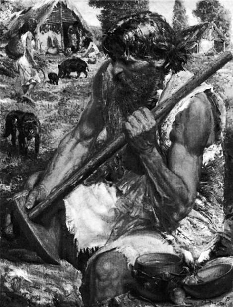 поселення періоду неолітичної революції